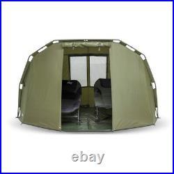 Lucx Fishing Tent Carp Tent 1 2 One Bivvy Carp Dome Caracal
