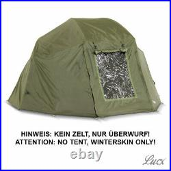 Lucx Winterskin Cover Overwrap For Fishing Tent Umbrella Brolly And None