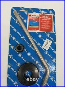 Magma Fish Rod Holder Kettle Grill Mount Cross Pin Type L-Bracket A10-130 Boat