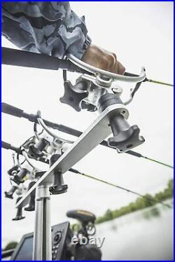 Millennium Marine R-100 R100 Spyderlok GEN 2 4-Rod Fishing Rod Holder