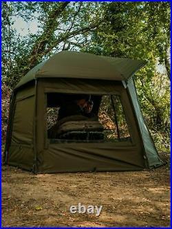NEW 2021 Fox Frontier XD Bivvy / Mozzy Mesh/ Vapour Peak/ Overwrap/ Inner Dome