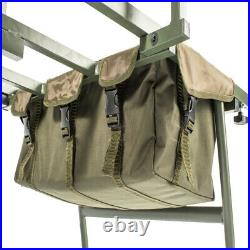 Nash Tackle Barrow T3259 with Storage Bag Carp Fishing NewFree Delivery