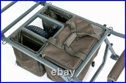 Nash Tackle Trax Metro Mk 2 Barrow & Bags T3250 Carp Fishing NewFree Delivery