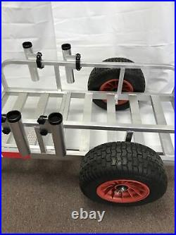 Offshore Angler Deluxe Fishing Beach Cart Wagon- Central Maryland Pick Up