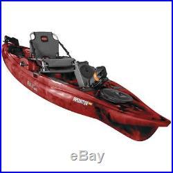 Old Town Predator PDL Fishing Kayak Free Rigging + Yakattack Omega Rod Holder