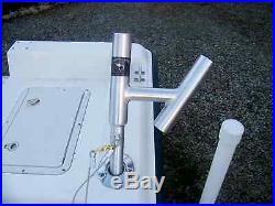 One Pair of Double Rod Holders -Custom Rod holders-Byerly's Welding