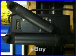 Pair 2 Cannon Mag 10 Electric Downrigger 4 rod holders retro ease base NJ-PA