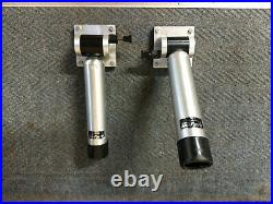Pair of HD Ratcheting Big Jon rod holder