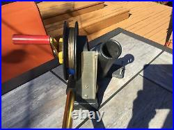 Penn Fathom Master 600 Down Rigger 20 Boom With Mounts And Rod Holder