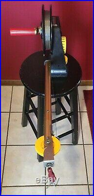 Penn Fathom Master 600 Down Rigger with Cable / Rod Holder / Mounting Bracket