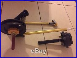 Penn Reels Fathom-Master 625 Saltwater Fishing Boom Down rigger base rod holder