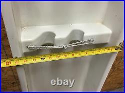 Plastic Rod holder / Storage Insert Panel Fishing Marine