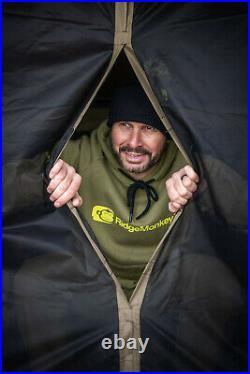 RidgeMonkey escAPE XF2 Compact or Standart 2 Man Bivvy Carp Fishing NEW