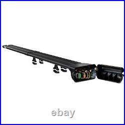 Riversmith River Quiver BLACK 4 Banger Vehicle Rooftop Fly Rod Holder