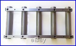 Rod Holder & Rod Storage Ice Fishing Rods Cutouts Saltwater Aluminum Holders 5