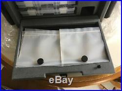 SKB 2SKB-7100 Medium Tackle Box With Trays, Rod Holders