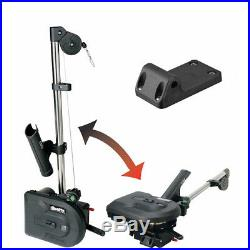 Scotty 1099 Depthpower 24 Electric Downrigger withRod Holder