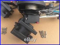 Scotty 1101 Depthpower 30 Electric Downrigger withRod Holder (Pair)