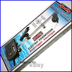 Scotty 1106 Depthpower Electric Downrigger with Fishing Rod Holder
