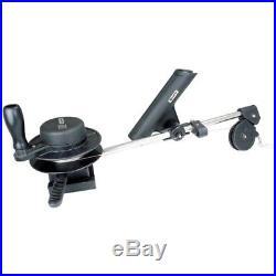 Scotty Depthmaster Manual Downrigger withRod Holder 1050DPR
