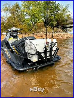Sea Doo 6 Rod Holder Fishing Rack LinQ System