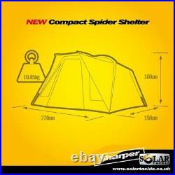 Solar Tackle SP Compact Spider Bivvy BV15 NEW Carp Fishing Camping