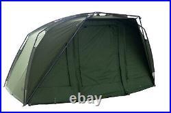 Sonik AXS Bivvy DC0003 Carp Fishing RRP £299.99 NEW 2020 + Ground sheet