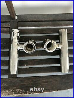Stainless Clamp on Fishing Rod Holder 2