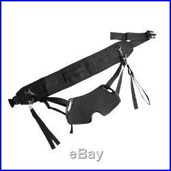 Stand Up Boat Fishing Rod Holder Fighting Belt Adjustable Harness Belt Strap