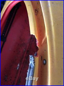 Used 10 LL Bean Manatee Fishing Kayak With Fishing Rod Holder And Front table