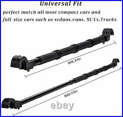 Vehicle Fishing Rod Holder, Heavy Duty Car Fishing Pole Rack for SUV Wagons Van