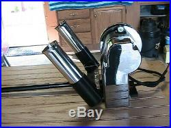 Walker Electric Dual Rod Holder Downrigger