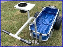 Well Used Fish-n-mate Fishing Cart