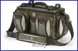 Wychwood Bankman Waterproof Fishing Tackle Bag 35 Litre Rod Tube Holder